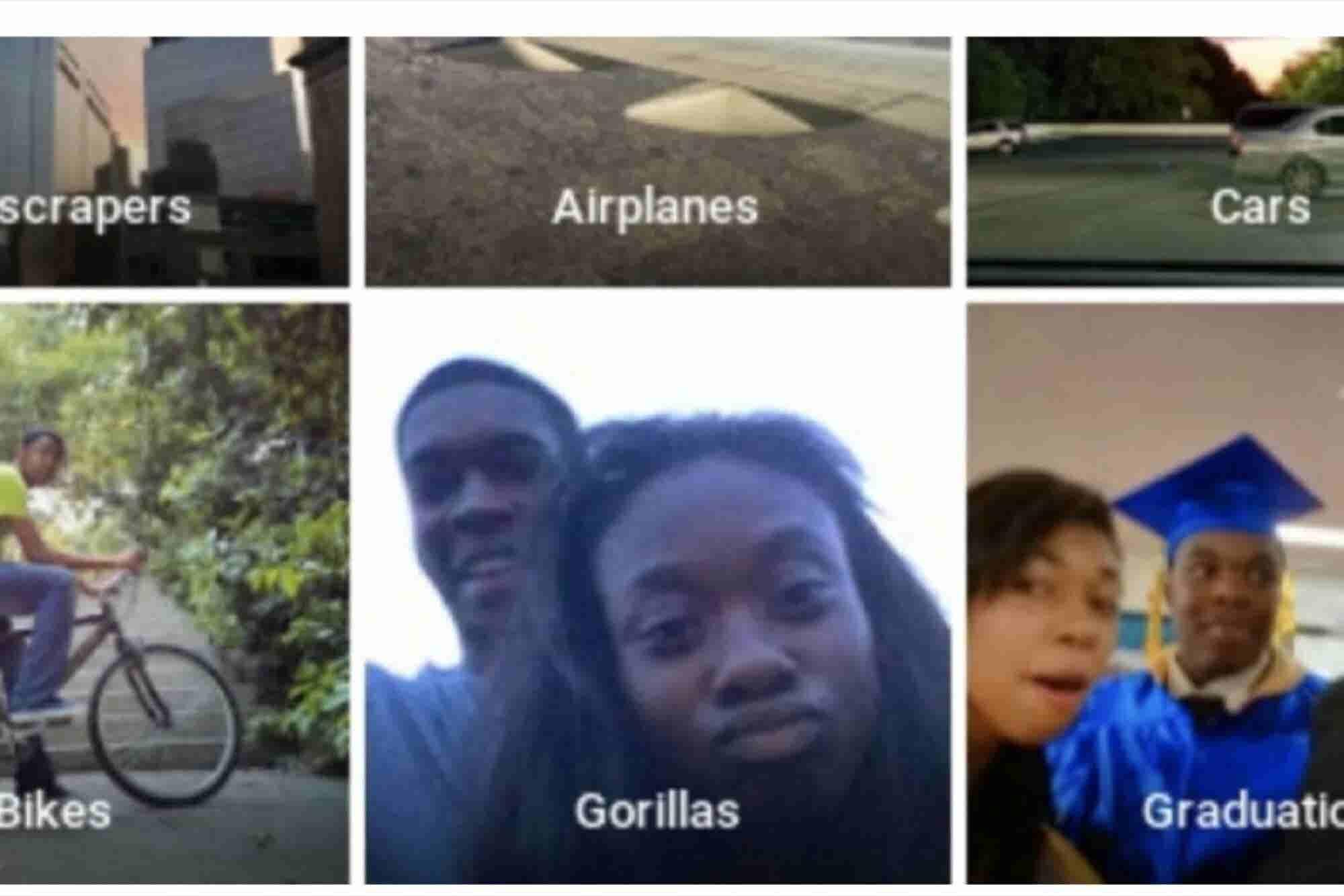Google corrige su algoritmo de fotos para evitar ser racista