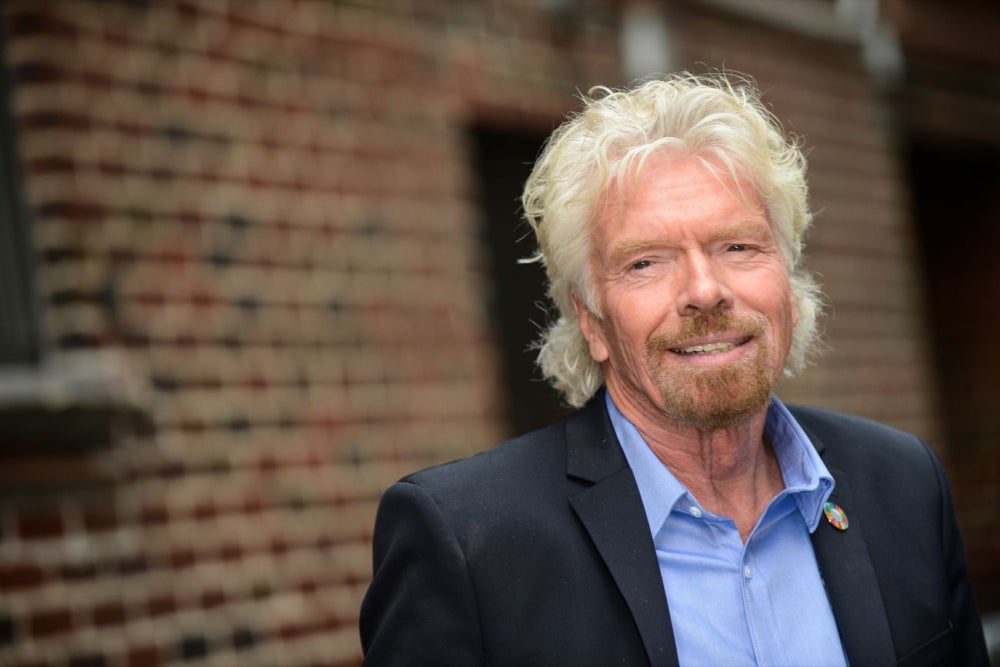 Richard Branson's ABCs of Business