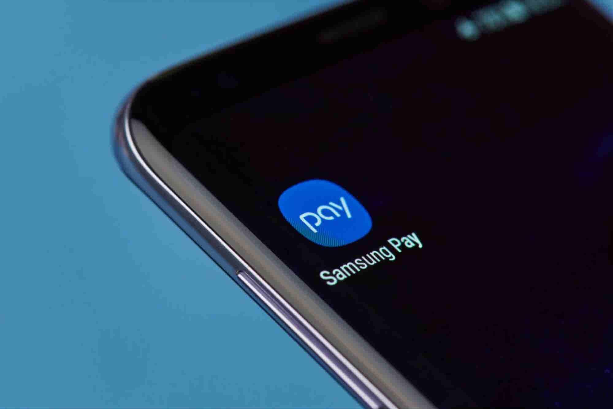 Por fin Samsung Pay llega a México para usuarios de Visa