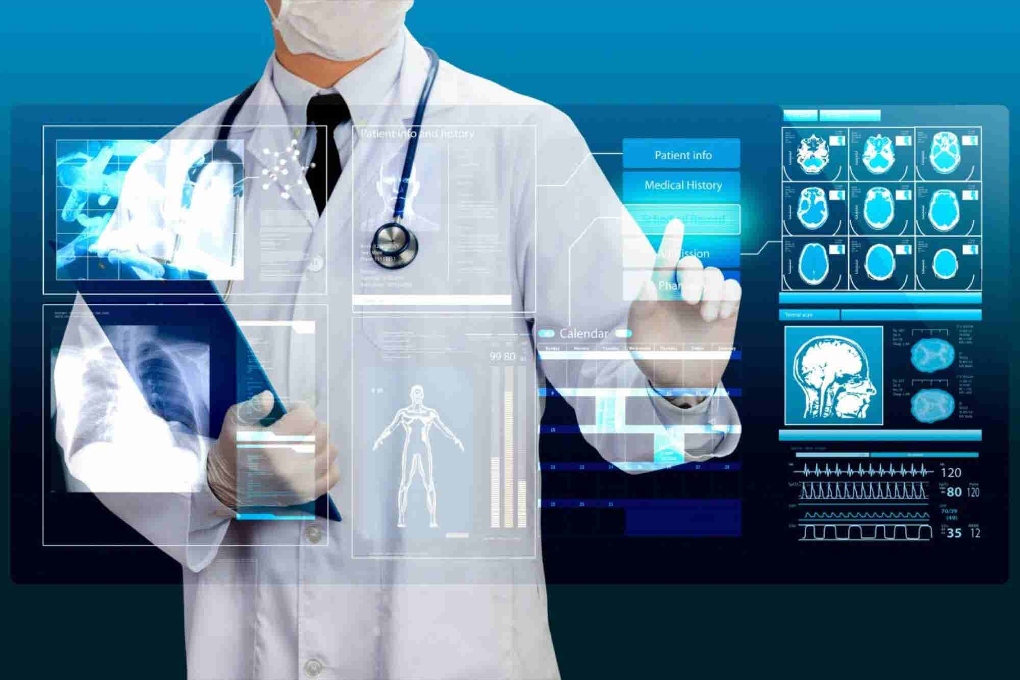 Is Technology the Future of Healthcare Sector?