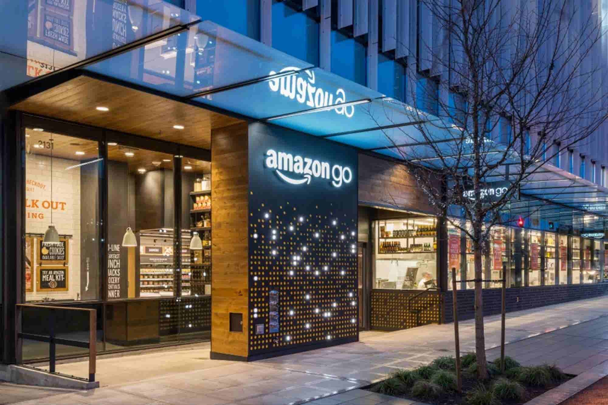 No-Checkout 'Amazon Go' Store Opens Today in Seattle