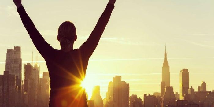 8 señales de que estás en el camino dorado hacia el éxito