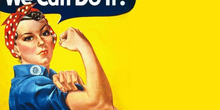 Muere la verdadera 'Rosie, la remachadora', icono del marketing del siglo 20