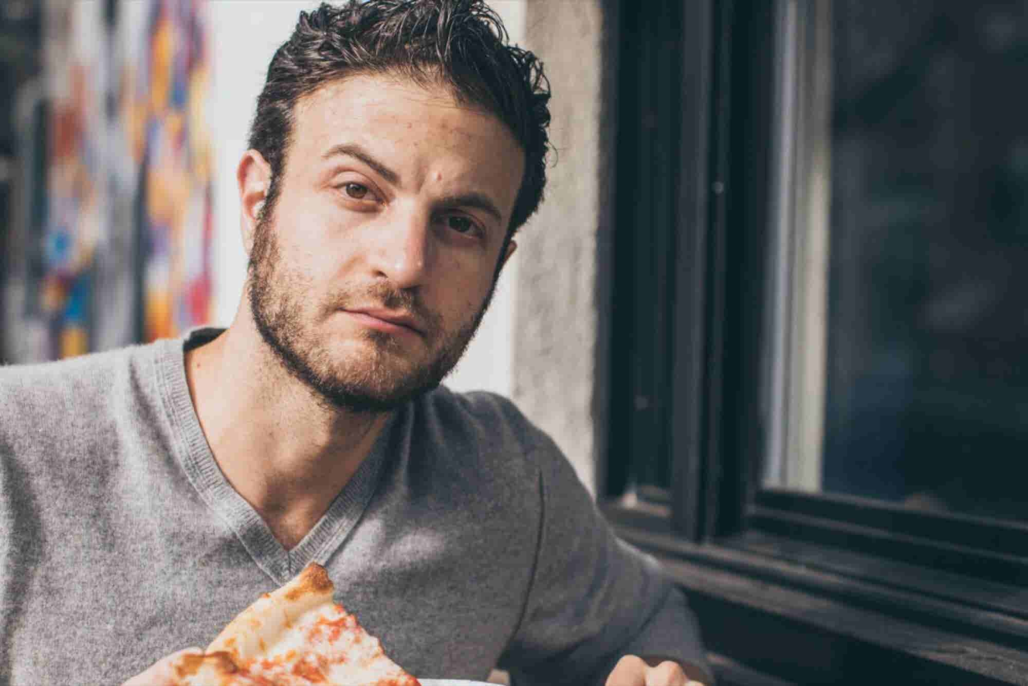 How This Former TV Producer Turned His Love of Food Into a Social Media Empire