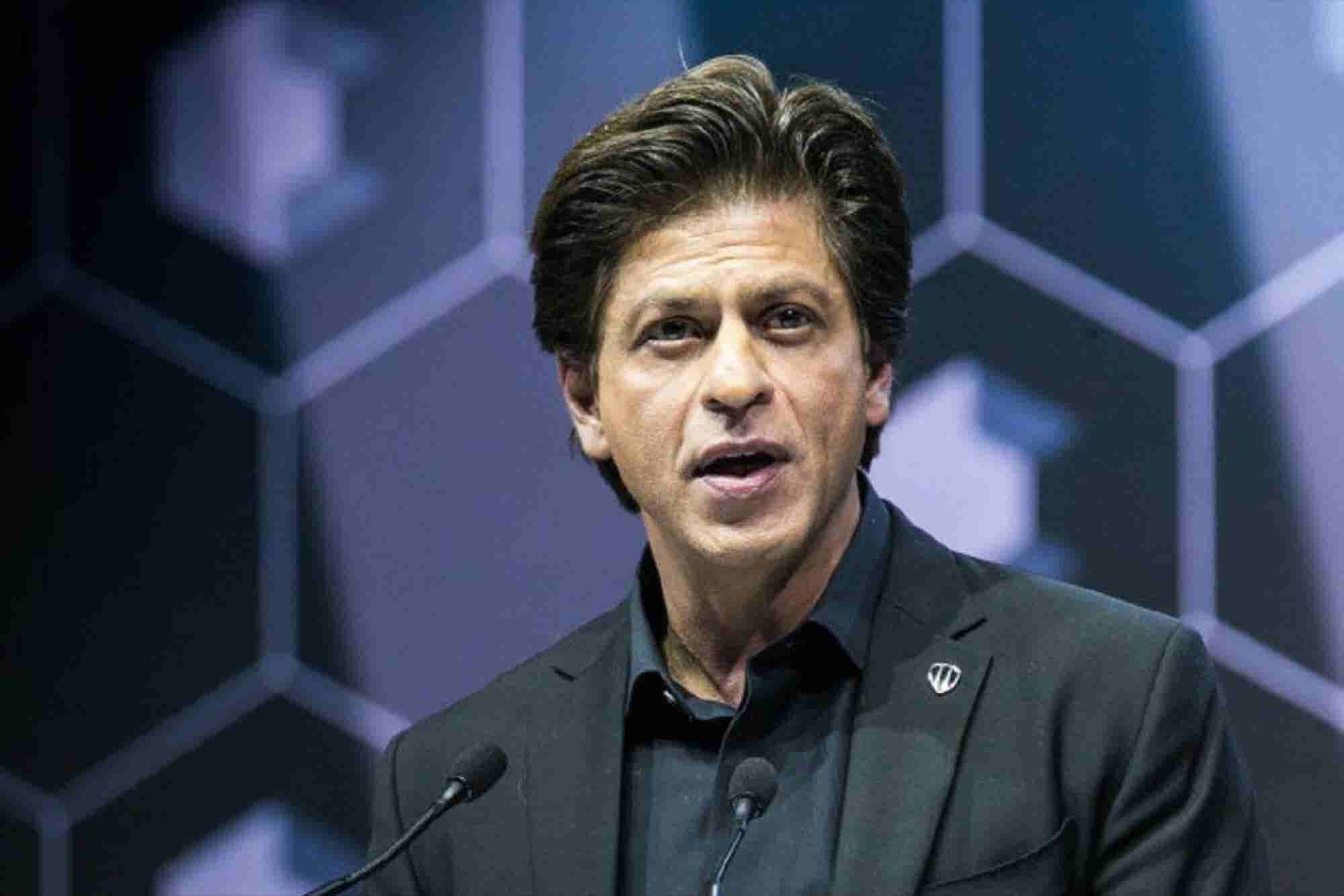 Shah Rukh Khan Advocates Women's Right to Assert Choices in His Davos...