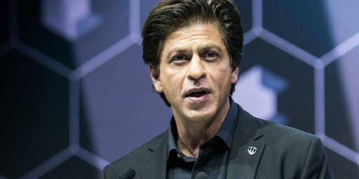 Shah Rukh Khan Advocates Women's Right to Assert Choices in His Davos Speech