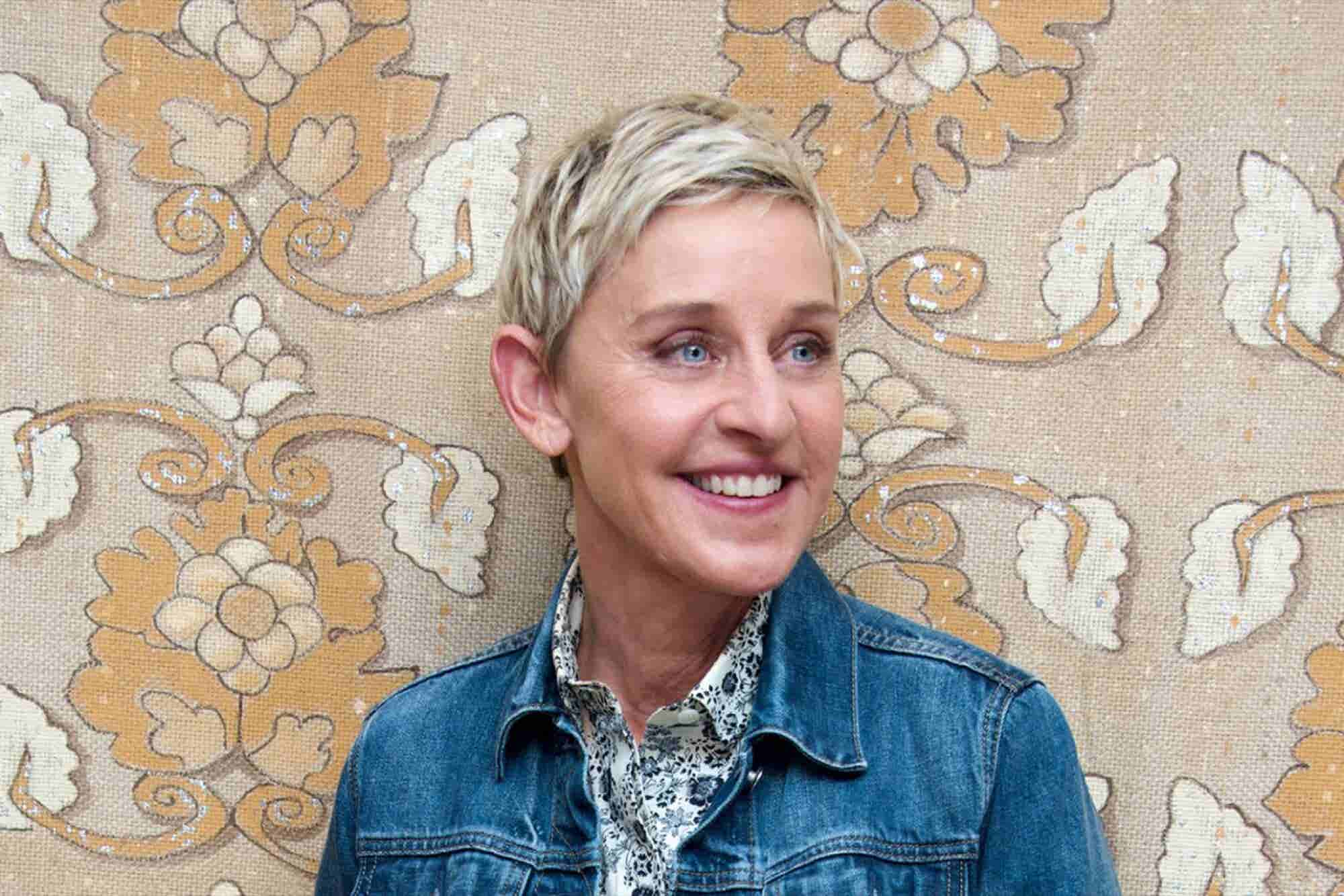 12 Upbeat Ellen DeGeneres Quotes to Put You in a Good Mood