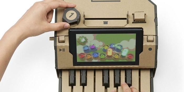 Lo que puedes aprender de la innovación de Nintendo Labo