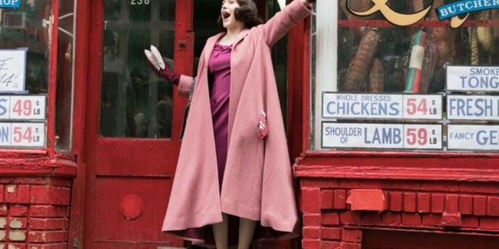 Razones por las que un emprendedor debe ver The Marvelous Mrs. Maisel