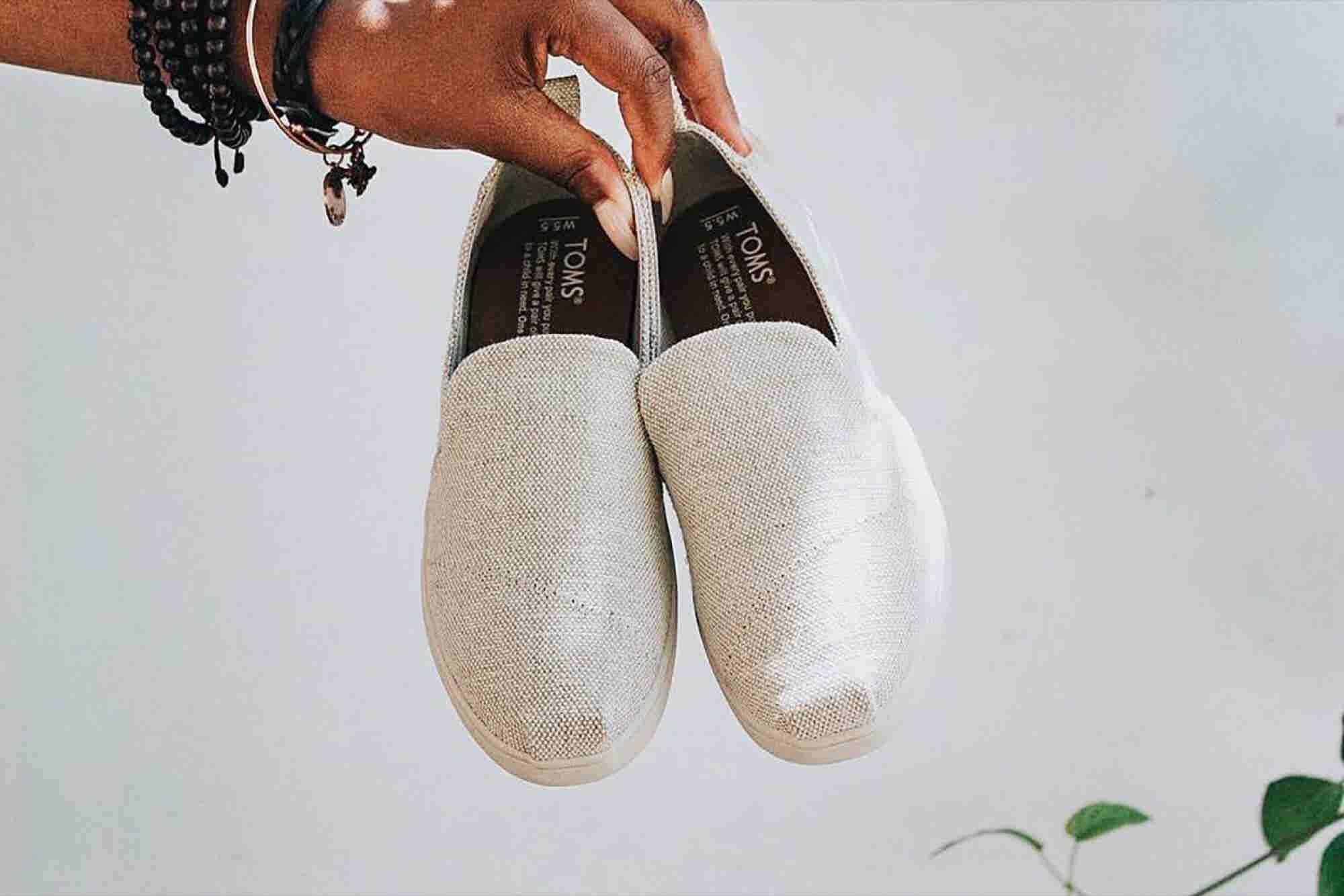 Want to Emulate Toms Shoes' Charitable Model? Here's How to Get Started.