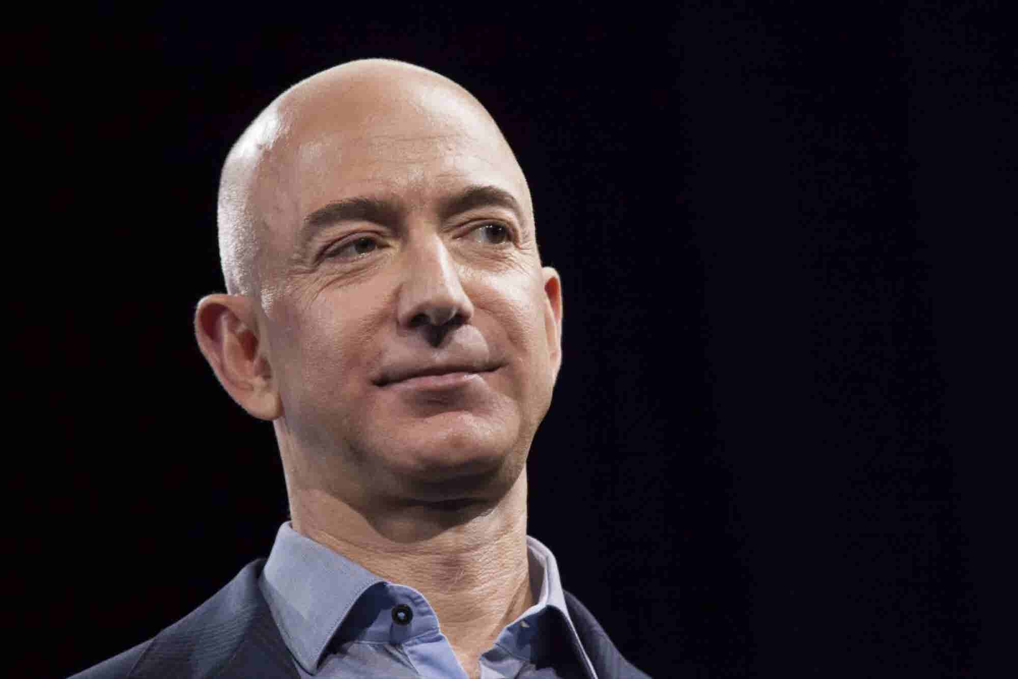 Jeff Bezos Reveals His Daily Decision-Making Goal and 30 Other Crazy T...