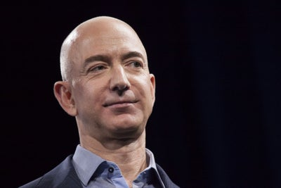 A $150 Billion Net Worth Makes Jeff Bezos the Richest Person on Earth...