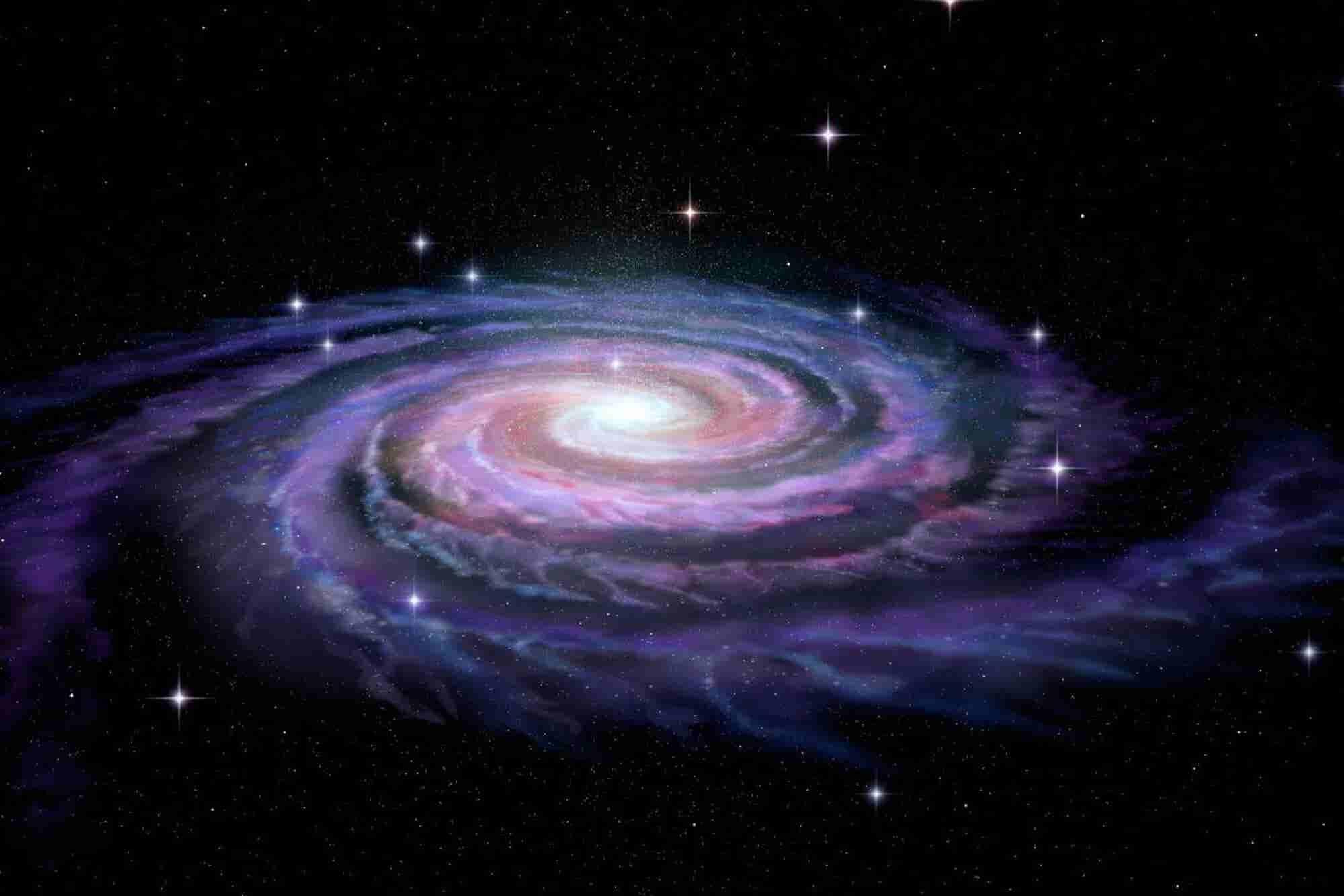 Mexicanos ayudan al descubrimiento de una nueva galaxia