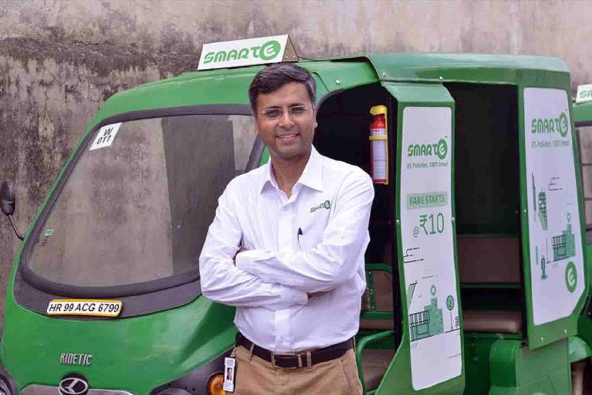 This Entrepreneur is Improving Last-mile Connectivity With a Smart Idea