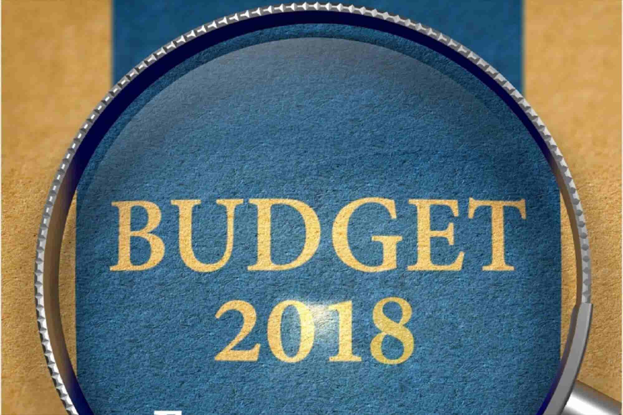 8 Things to Watch Out for in Union Budget 2018-19