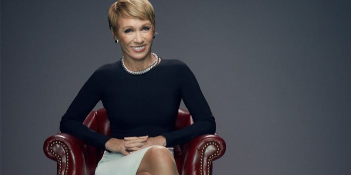 Shark Tank's Barbara Corcoran Explains Why You Must Make Time in