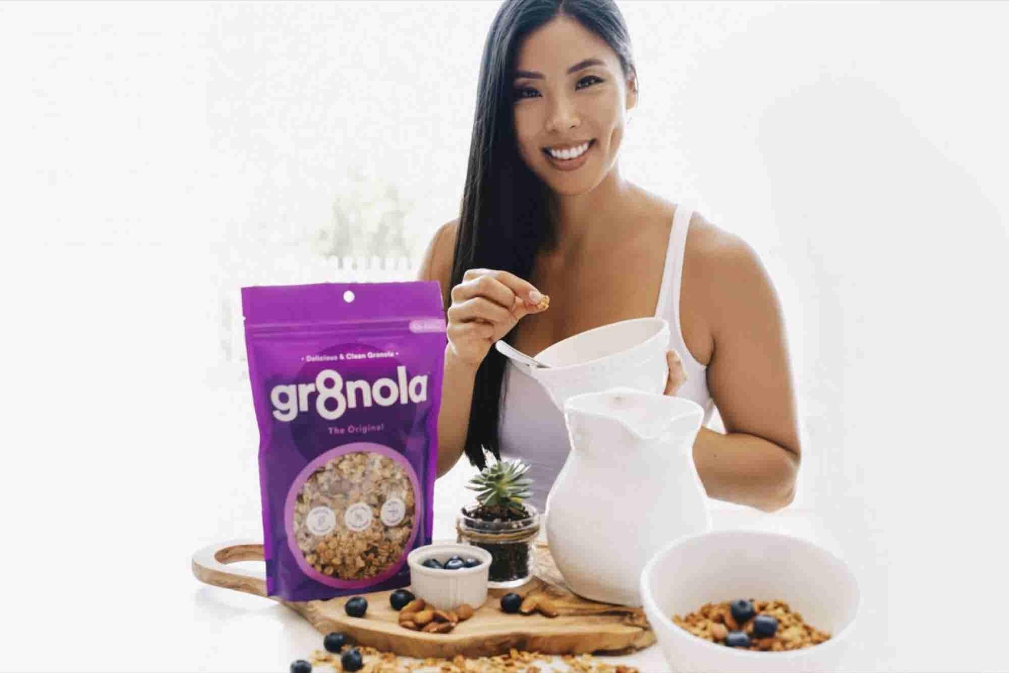Meet the Entrepreneur Behind the Healthy, Clean Snack Loved by Googlers