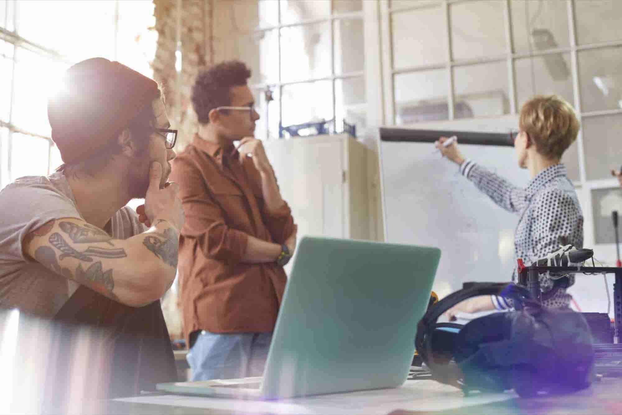 5 Characteristics of a Culture That Develops and Executes Breakthrough Ideas