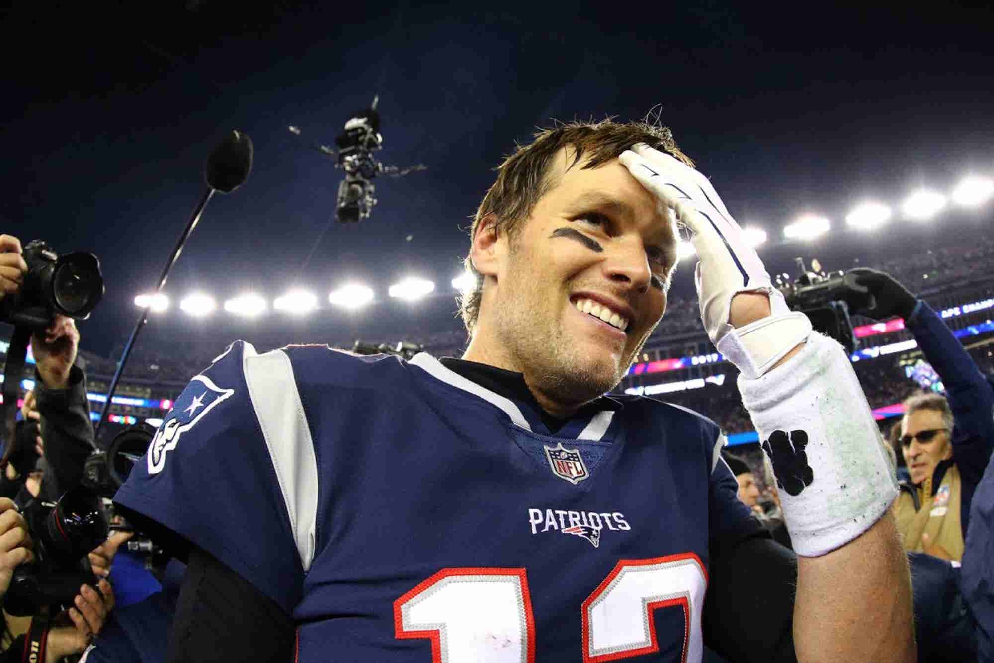 What Tom Brady Can Teach Entrepreneurs About Getting Their Minds Ready...