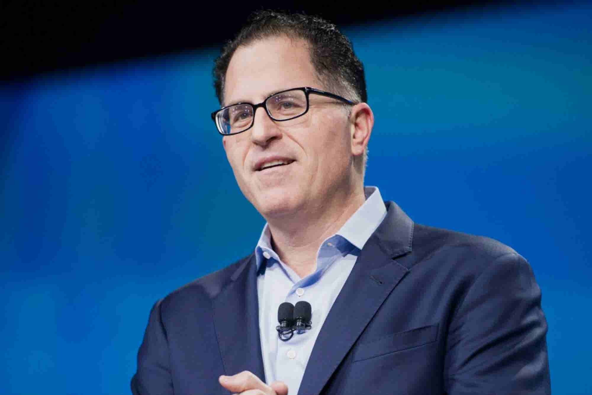 10 Quotes on Following Your Dreams, Having Passion and Showing Hard Work from Tech Guru Michael Dell