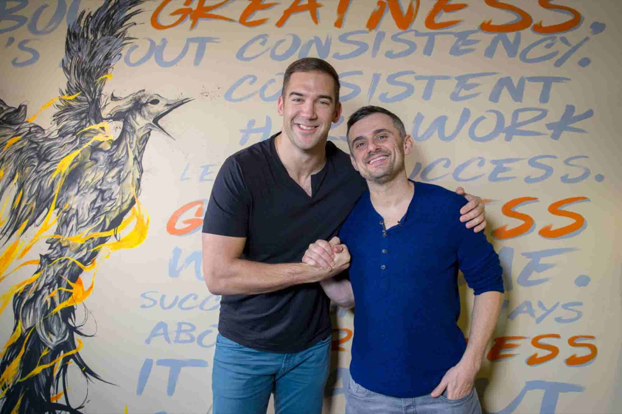 Gary Vaynerchuk on Insecurity, Fame and Killing It in Business