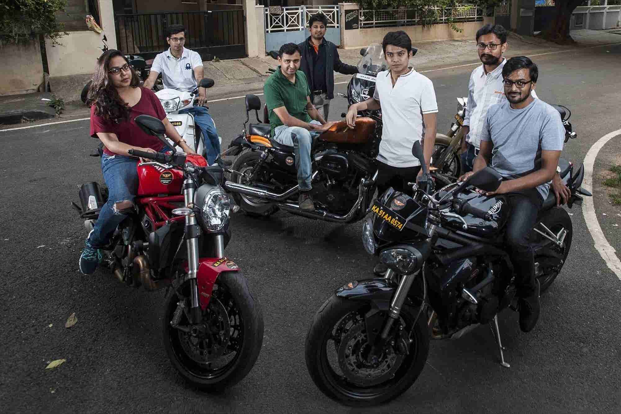 These Bike Rental Start-ups are Finding Opportunities in the Other Sid...