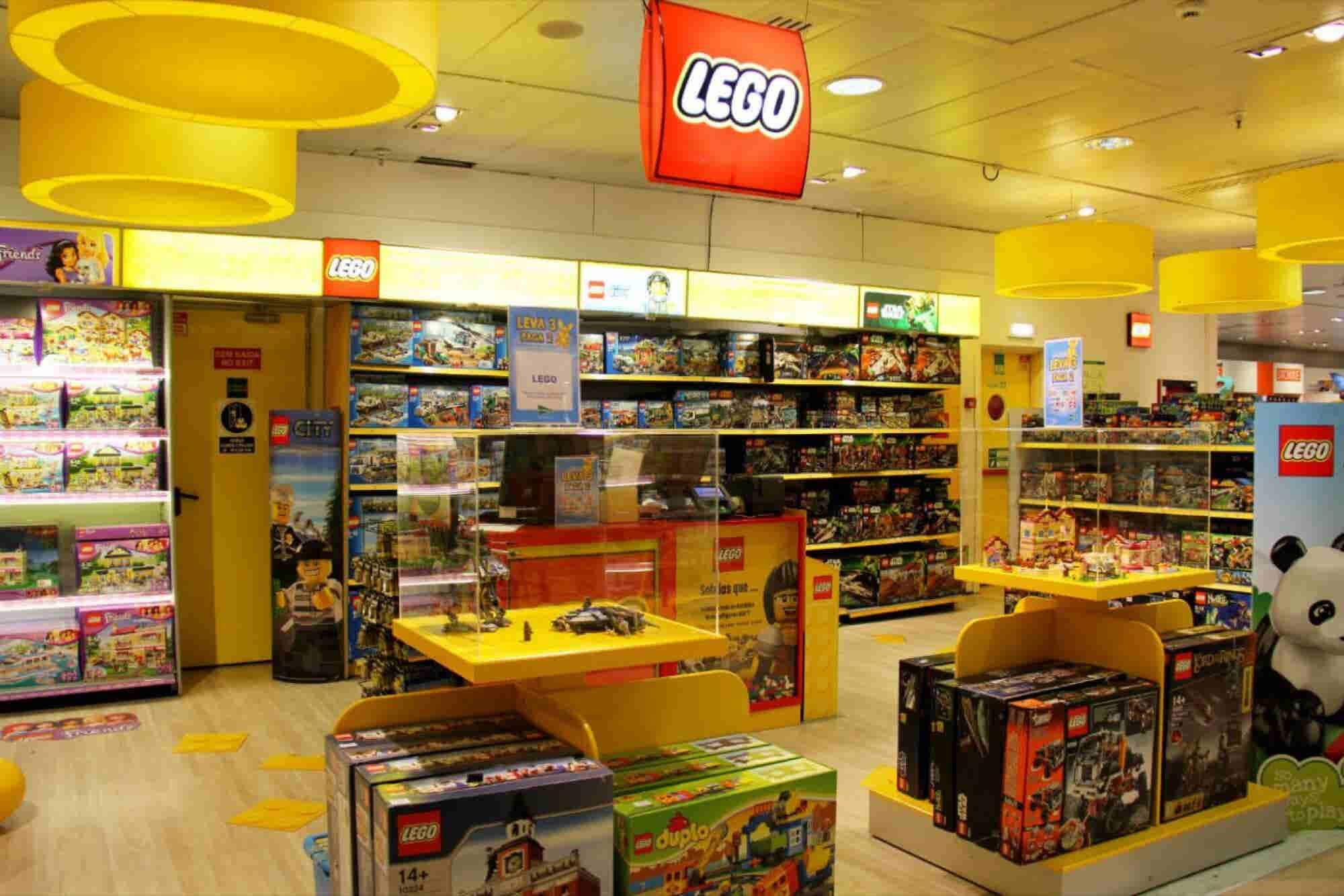 ¿Qué implica la llegada de la LEGO Store a México?