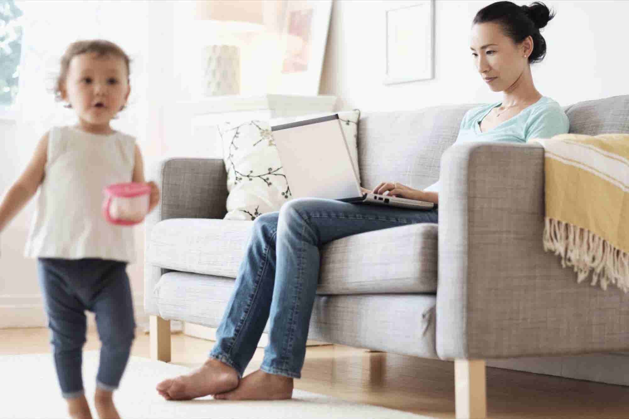 How to Make Money as a Stay-at-Home Mom