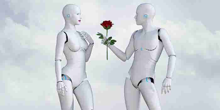 Be My Valentine: Robotics Relationships 101