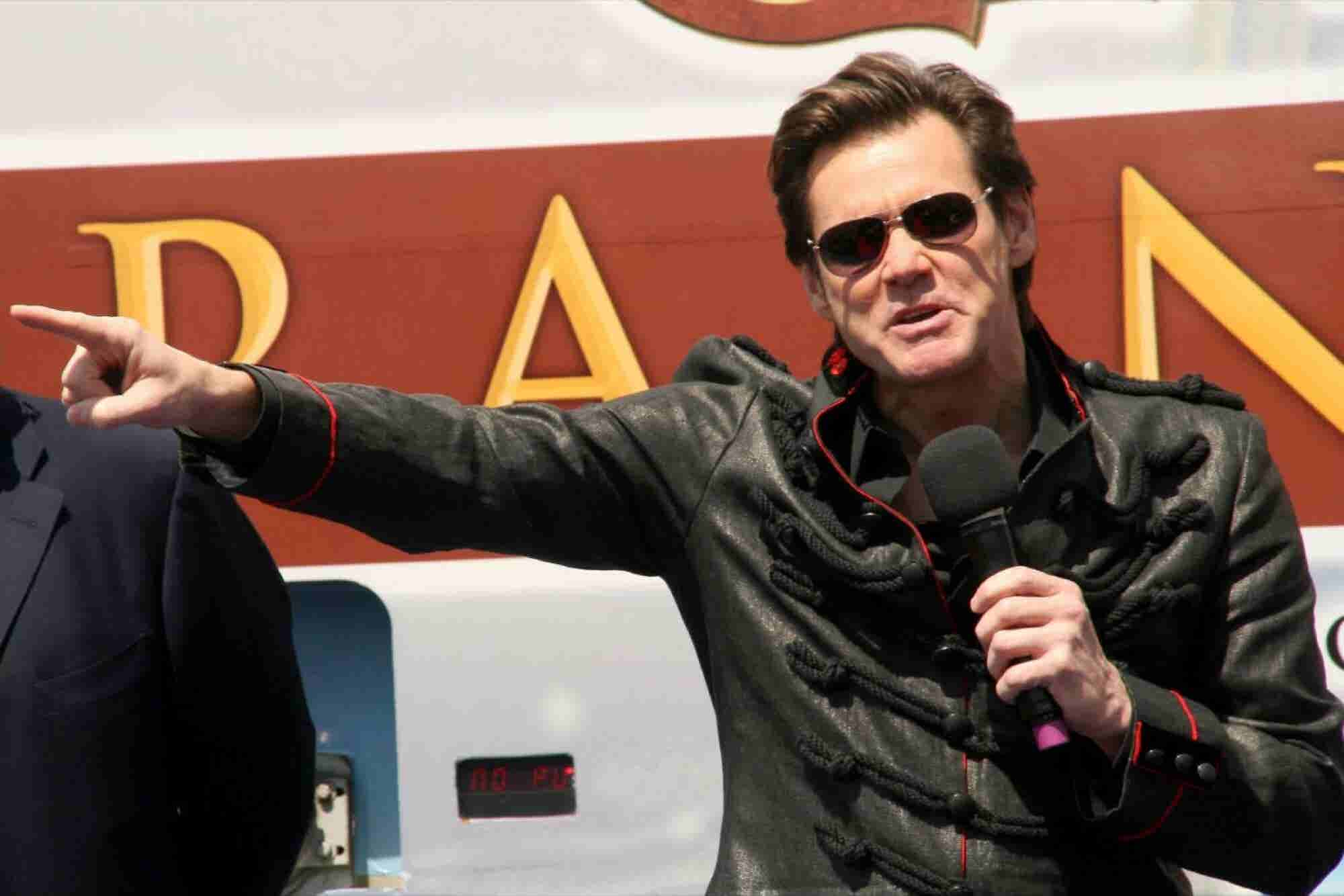 El actor Jim Carrey planea boicot en contra de Facebook