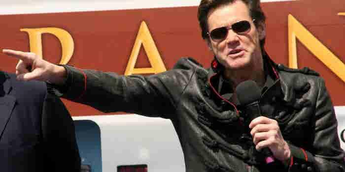 El actor Jim Carrey planea boicot en contra de Facebook