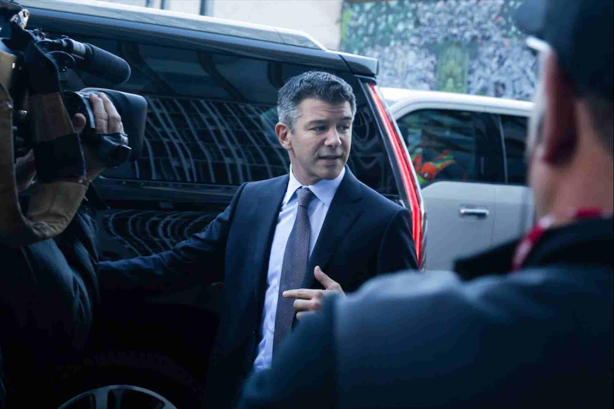15 Absolutely Crazy Things That Have Come Out of the Uber vs. Alphabet Trial