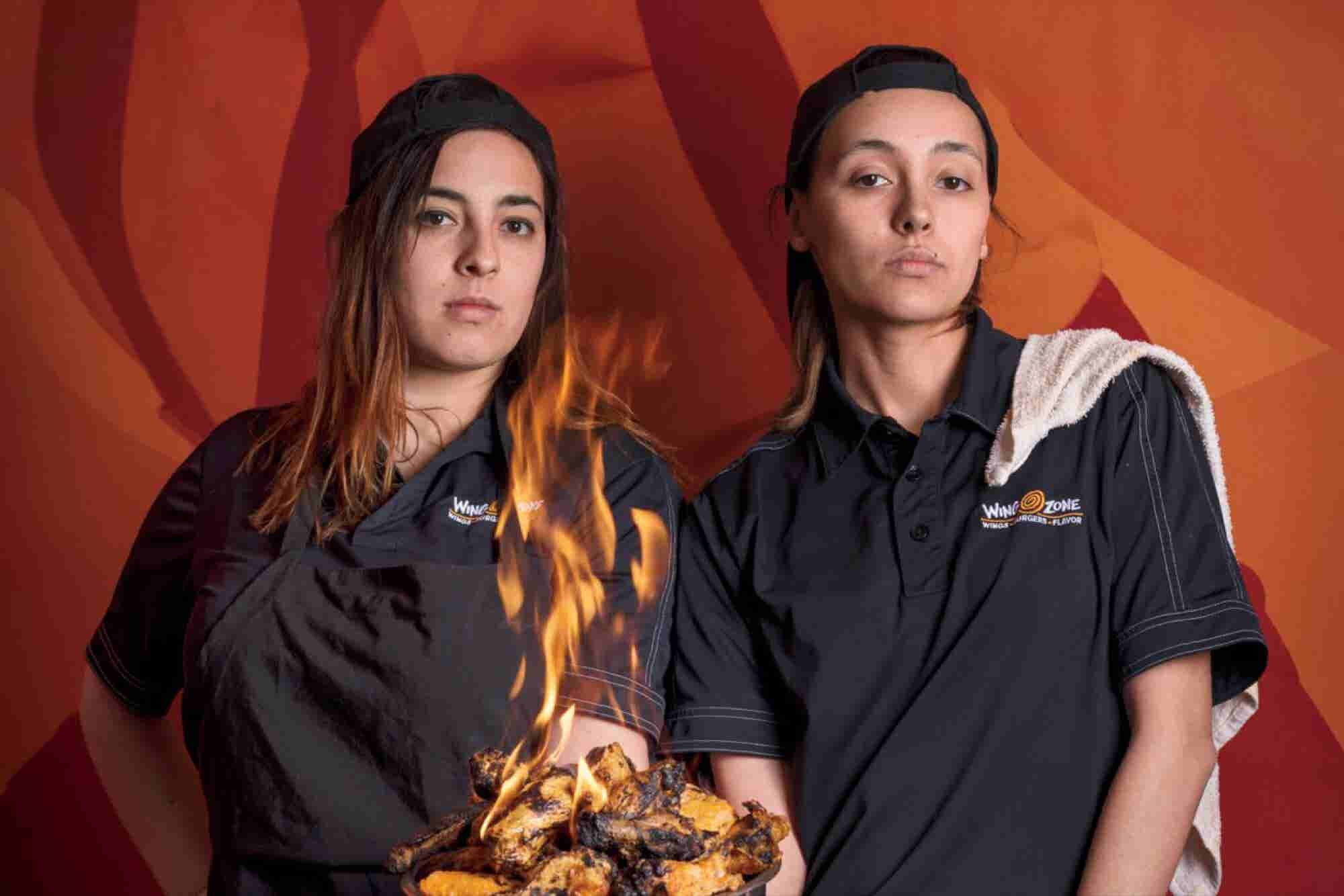 How Two Young Sisters Are Proving Themselves in the World of Franchisi...
