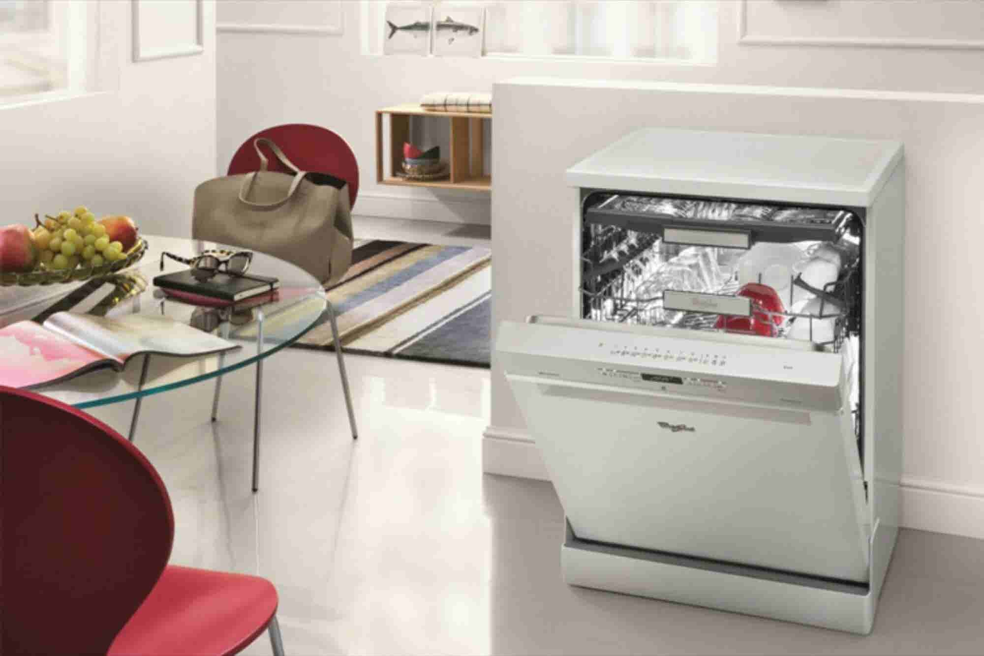Come Clean: Whirlpool's 6th SENSE Dishwasher