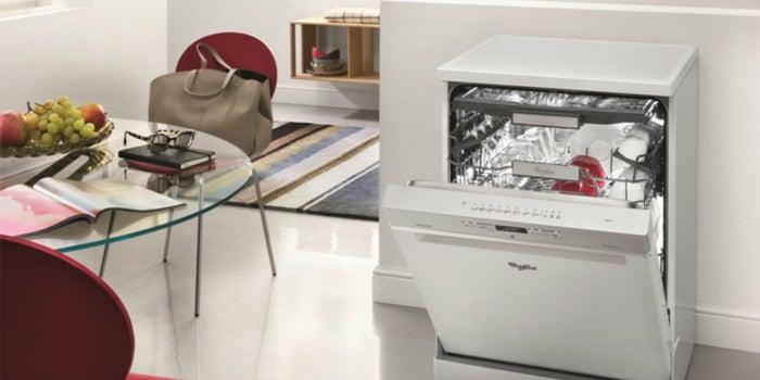 Come Clean: Whirlpool's 6th SENSE Dishwasher