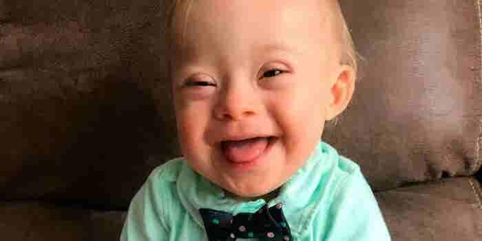 Por primera vez en su historia, un bebé con Síndrome de Down será imagen de Gerber