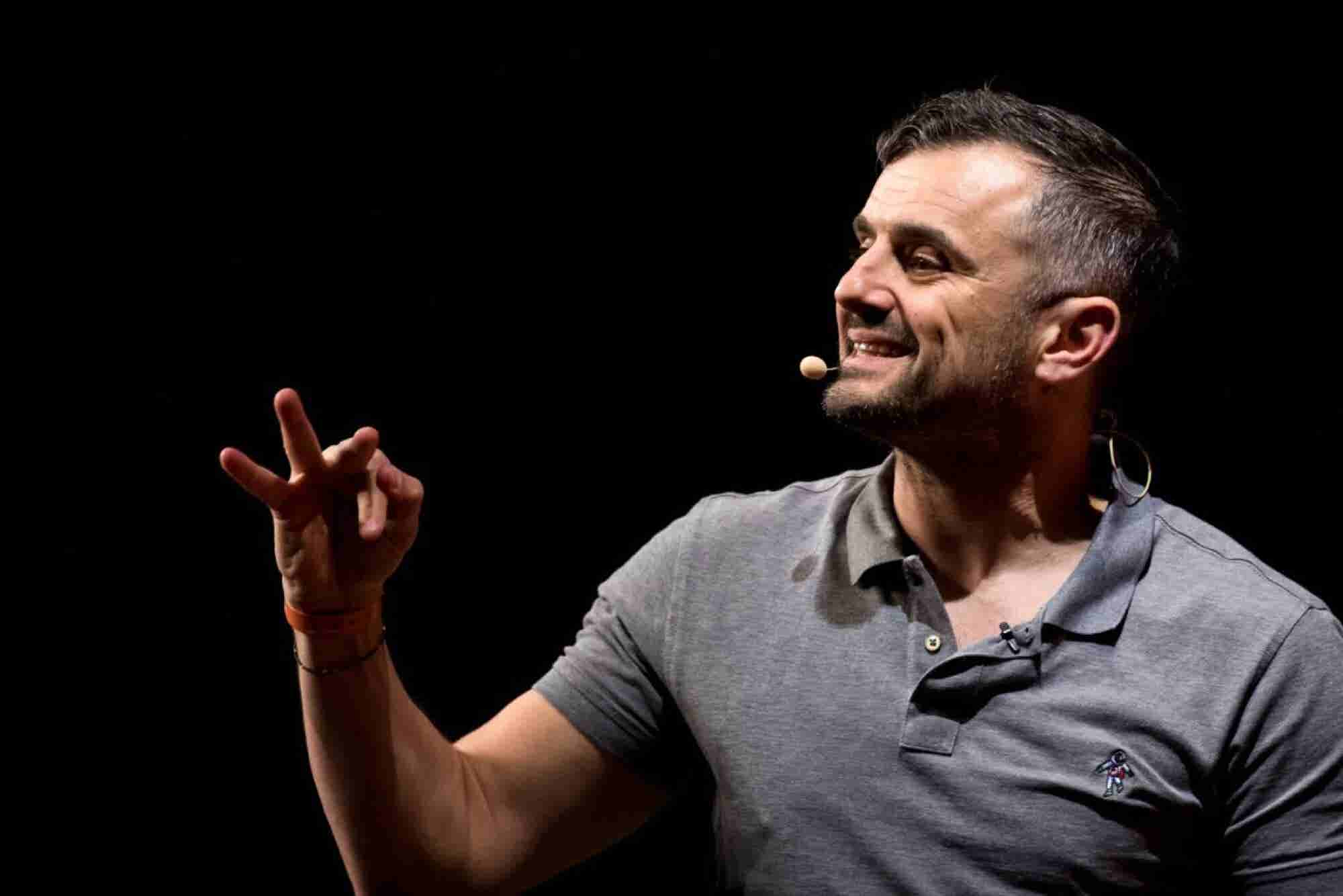 Gary Vee's Garage-Sale Challenge Teaches More Lessons Than Some Colleg...