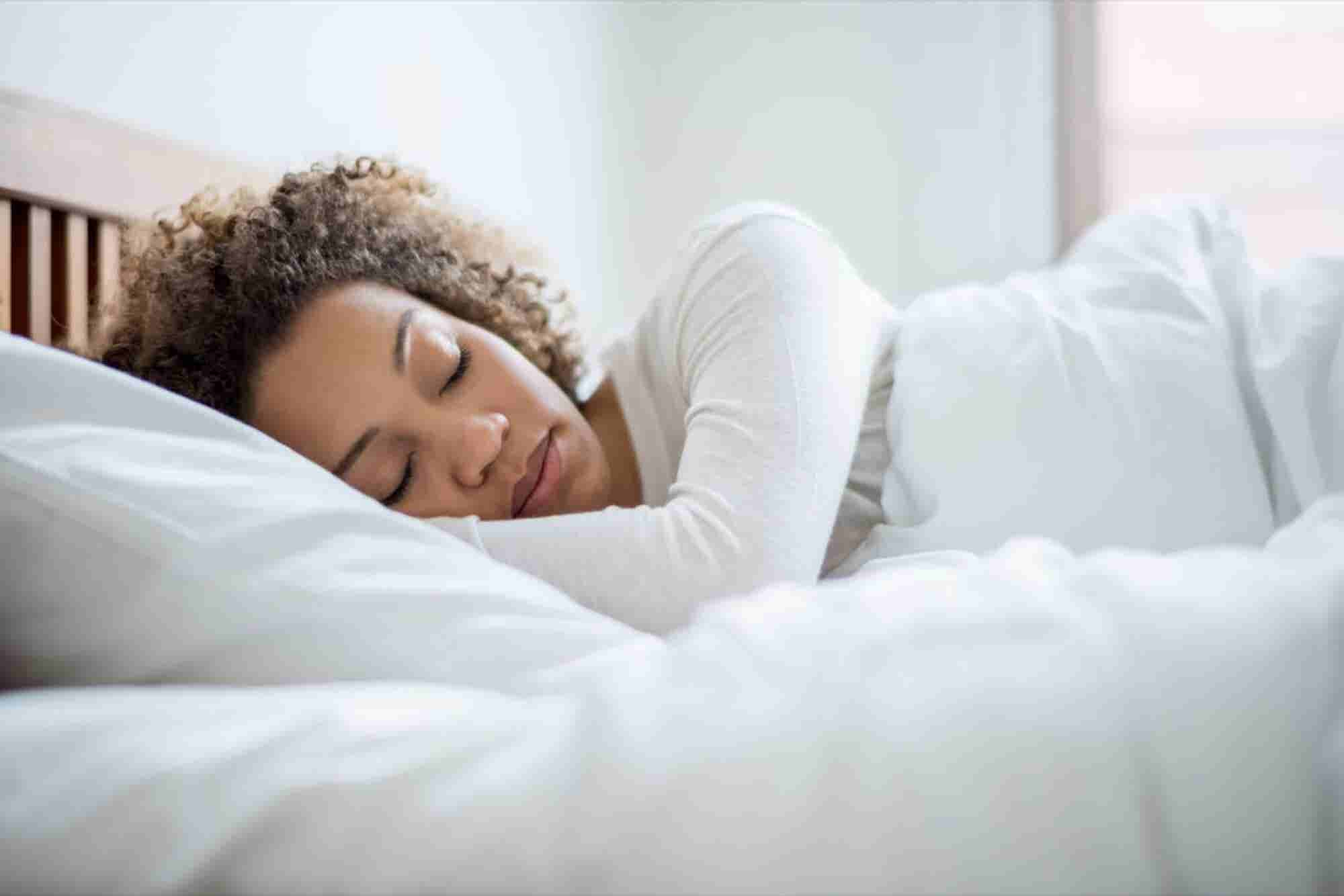 How a Better Night's Sleep Can Help Entrepreneurs Stay Calm and Focuse...