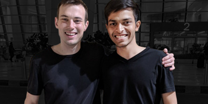 This Indian College Dropout & His American Co-founder Have a Dream Together