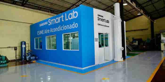 Samsung quiere aprovechar el talento del IPN