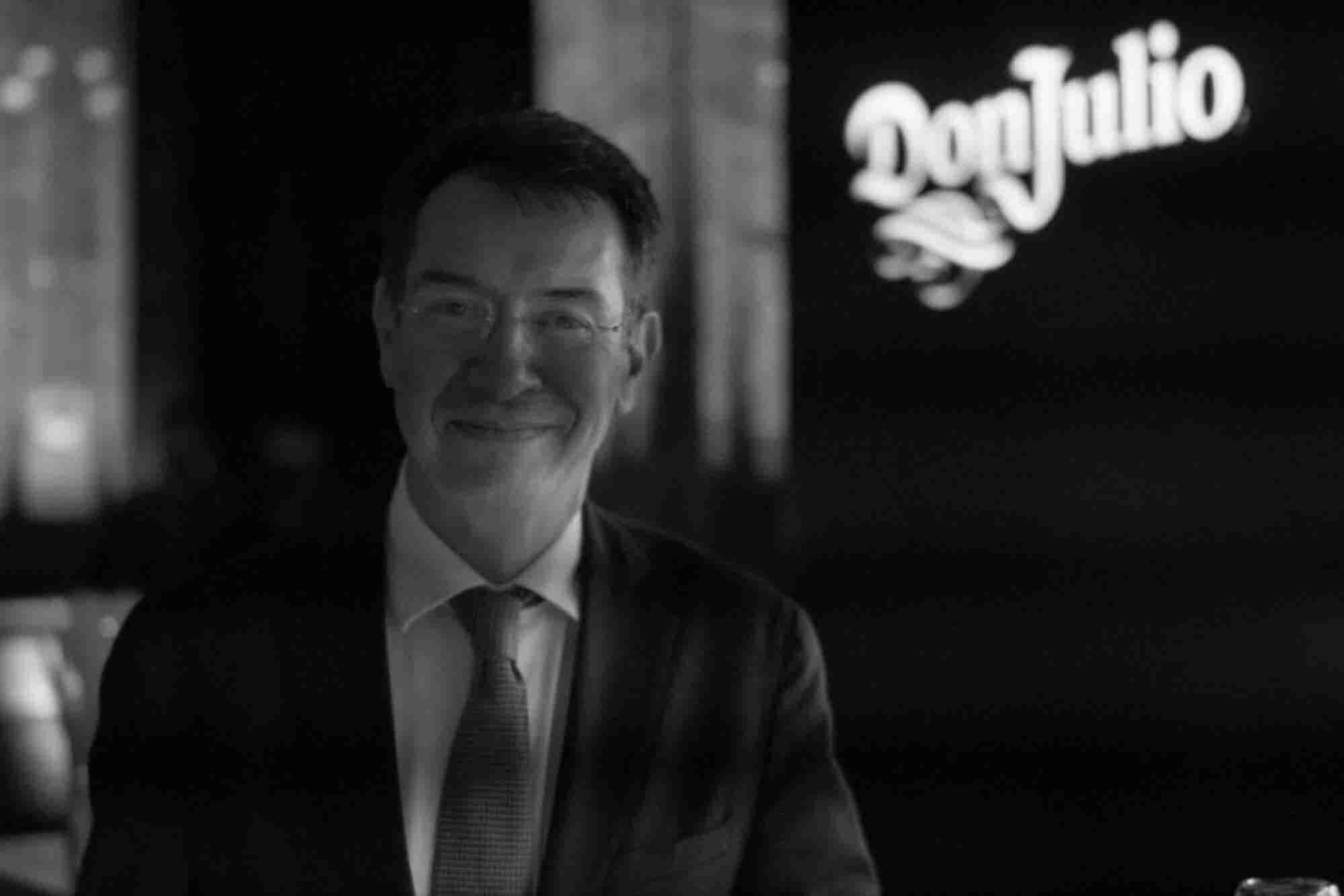 Cómo ser un líder del cambio (según el CEO de Diageo México)