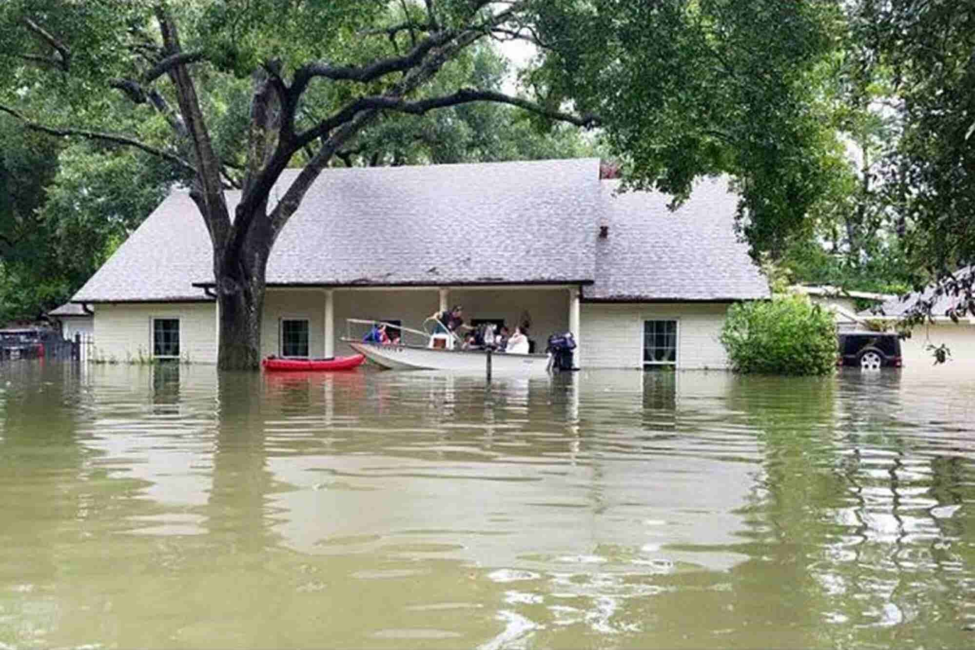 How This Entrepreneur Turned Hurricane Harvey into an Incredible Breakthrough