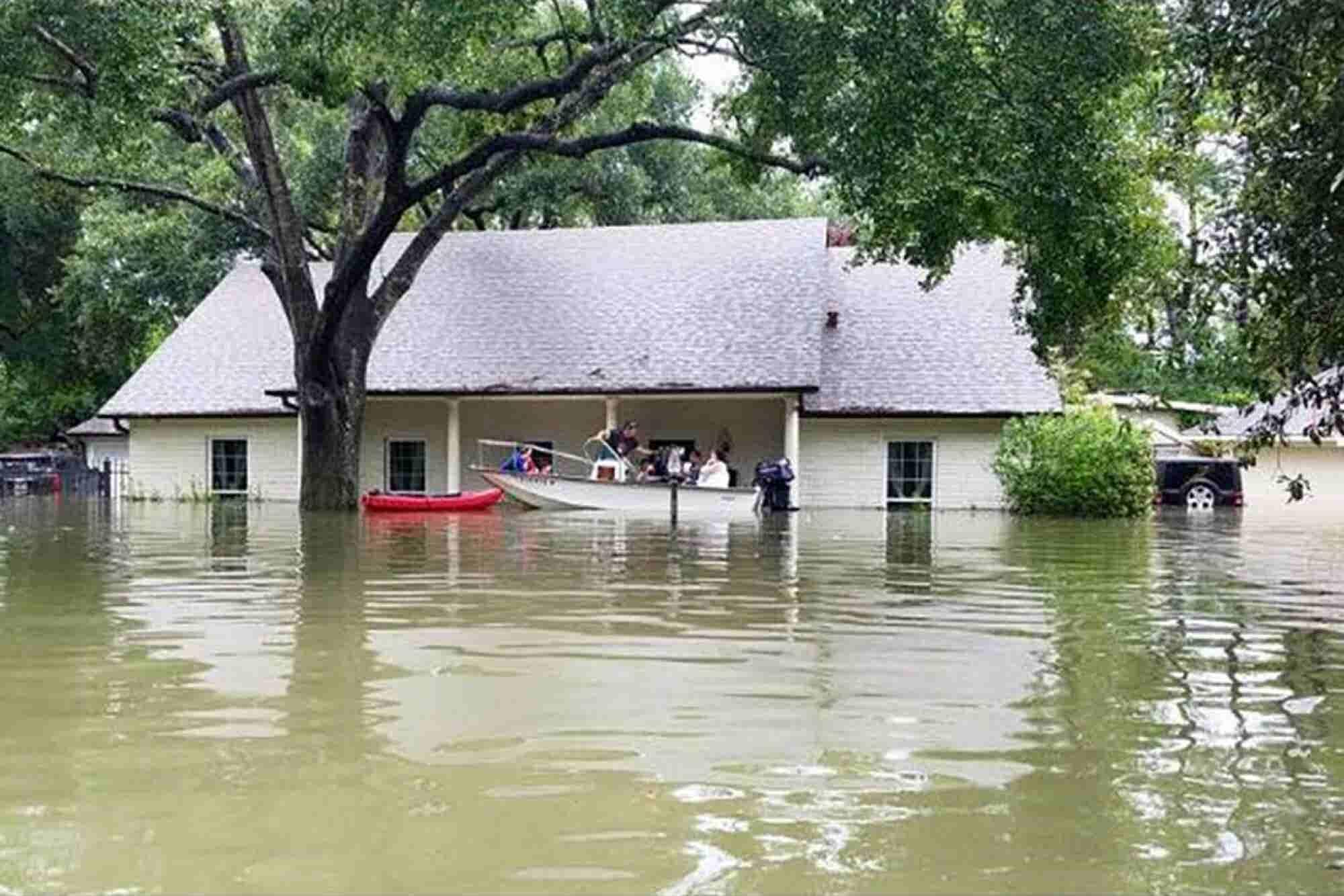 How This Entrepreneur Turned Hurricane Harvey into an Incredible Break...