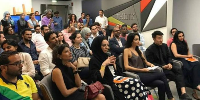 UAE 'Treps, Go From Idea To Business In 54 Hours With Startup Weekend Sharjah