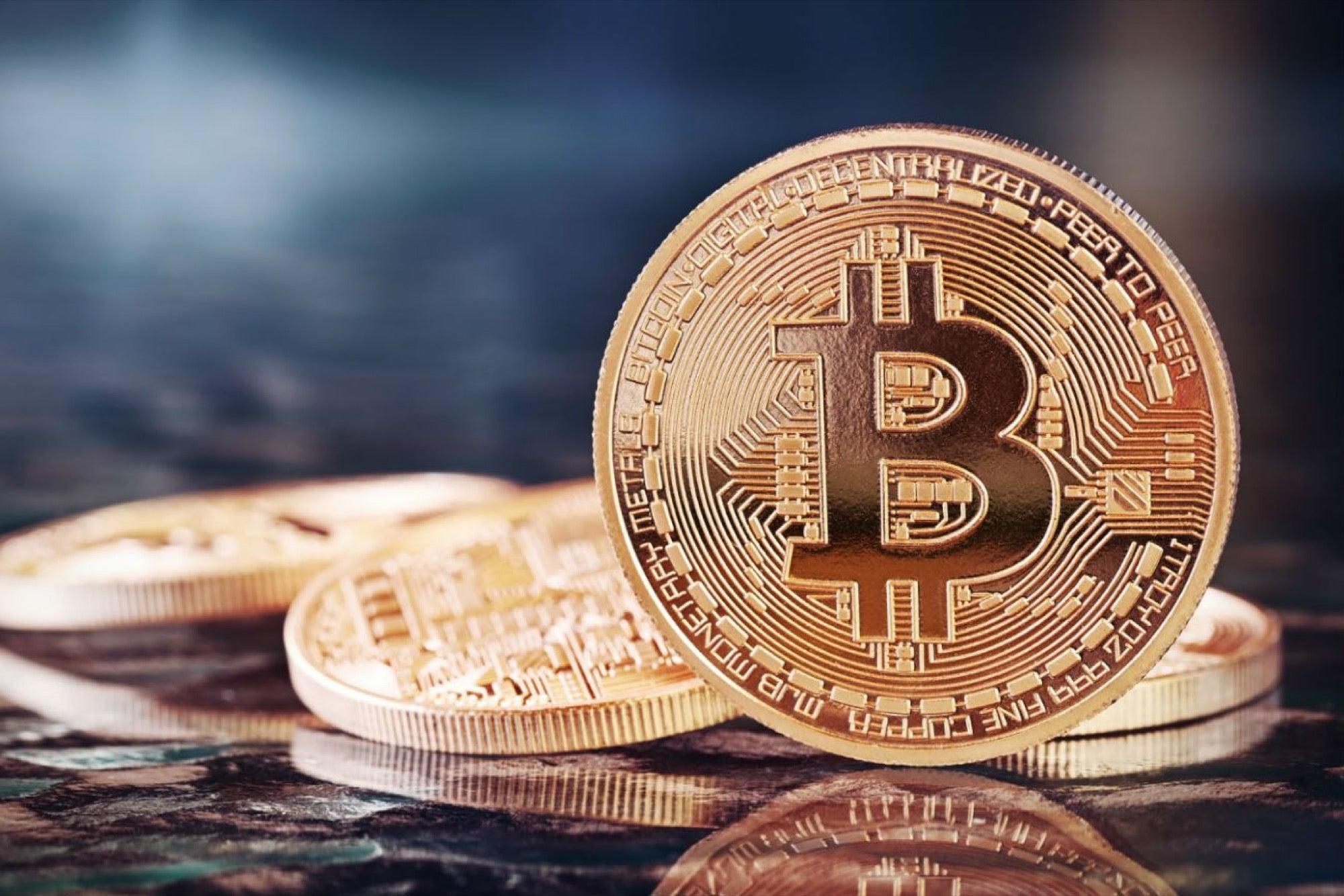 Puedes hacerte rico en bitcoin