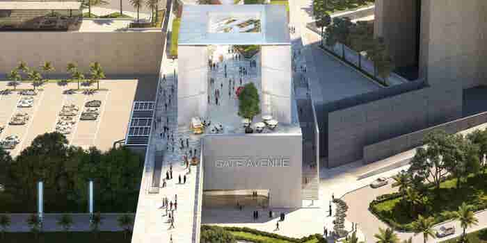 DIFC Is Looking For Homegrown Creative Talents To House Within Its Gate Avenue
