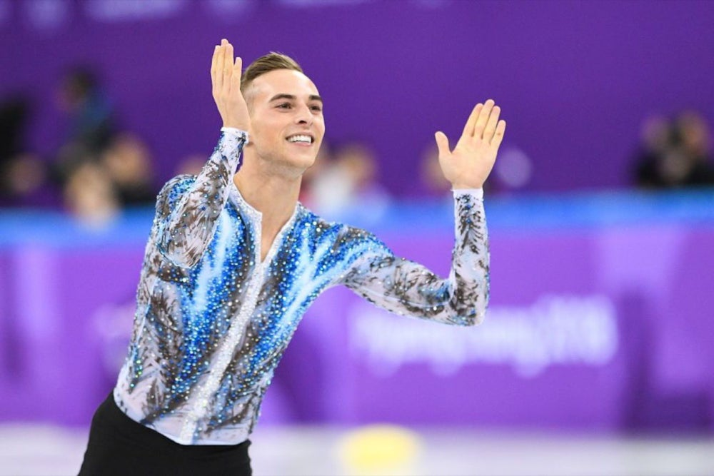 10 Jaw-Droppingly Awesome and Motivational Tweets From Olympic Figure Skater Adam Rippon
