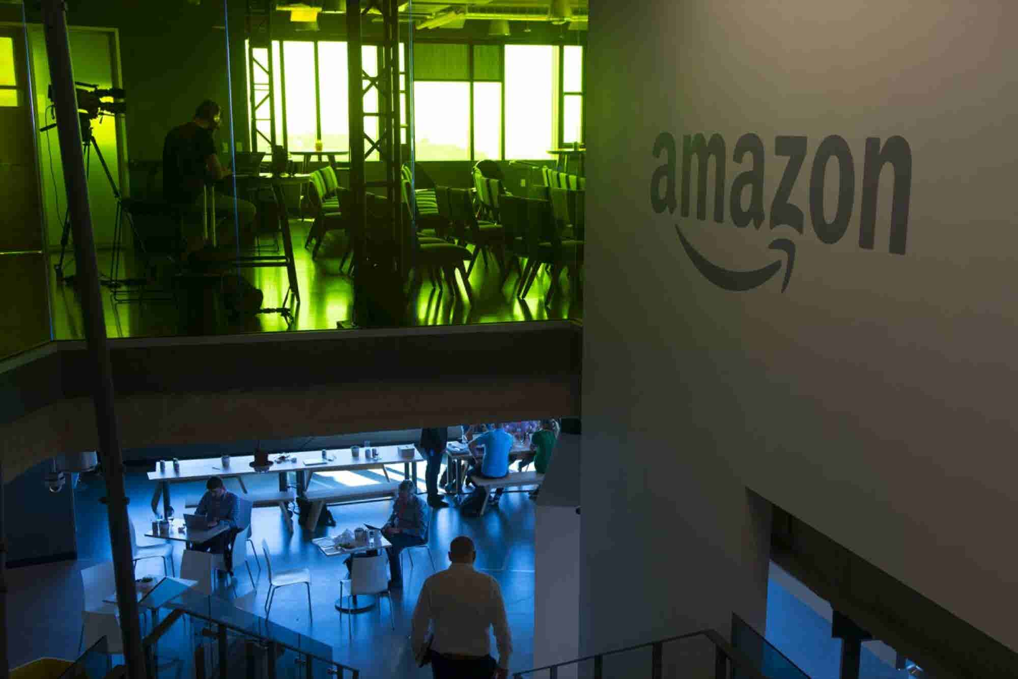 Amazon Is Huge Because It Started With A Great MVP