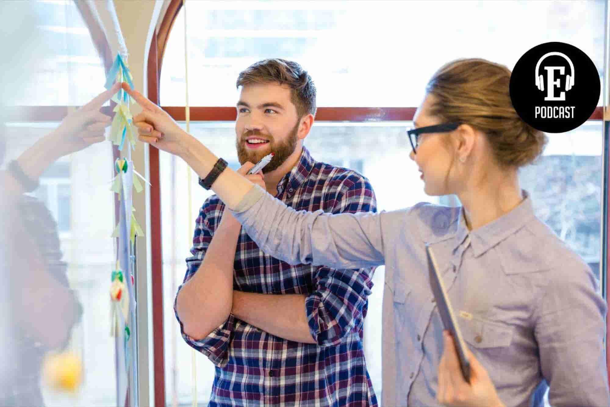 Podcast Entrepreneur #1: ¿Qué es un emprendedor?