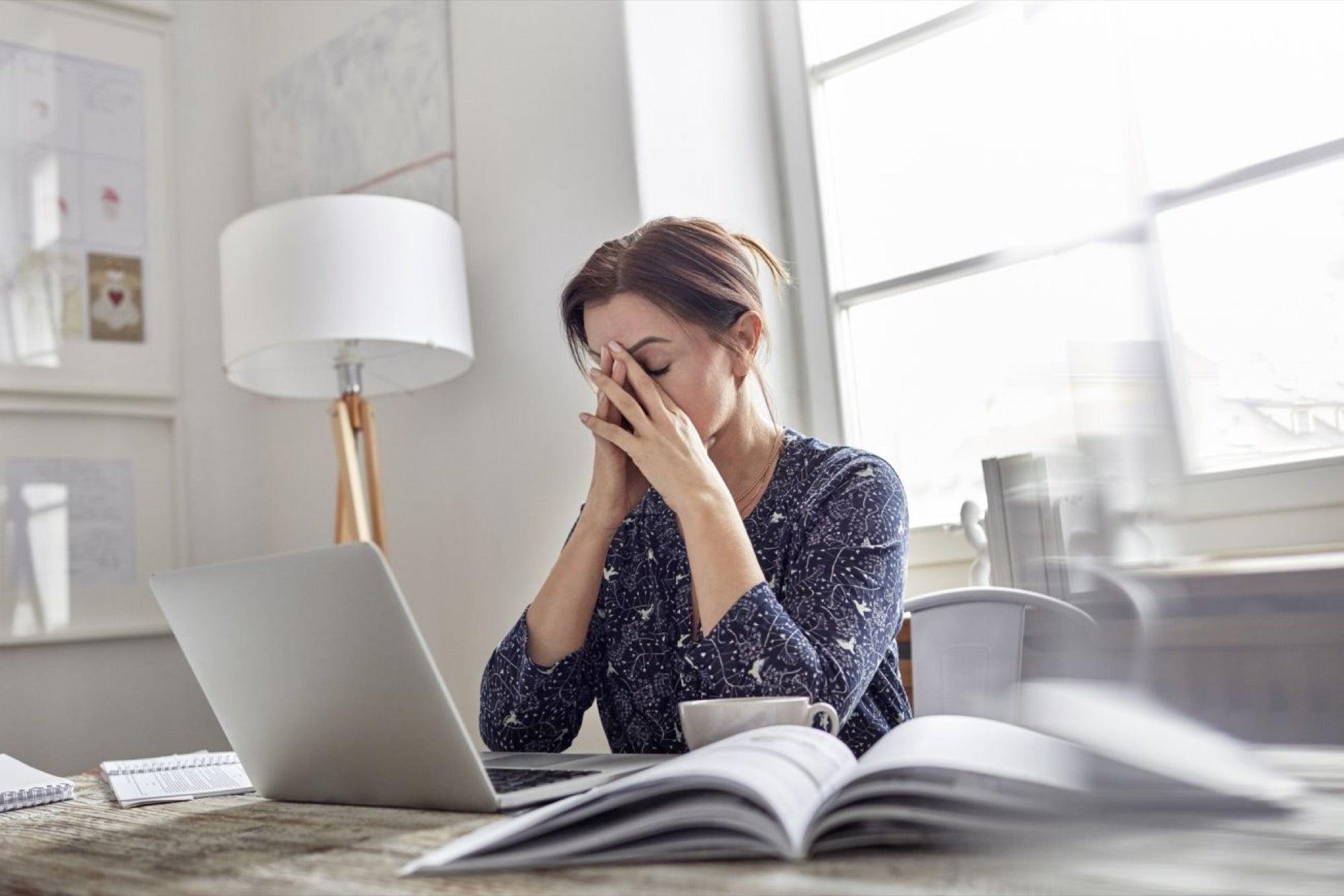 Habits lifestyle draining energy
